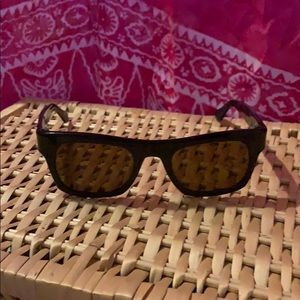Vintage B&L Ray Ban Pointsman Sunglasses. 1960s